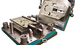 We can make or repair manufacturing tooling and dies
